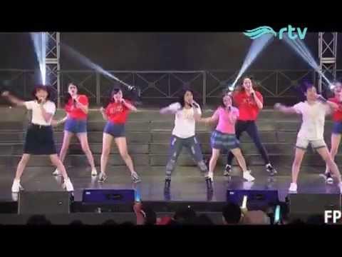 JKT48 - JKT48 @ Konser JKT48 RTV (27-6-2015)