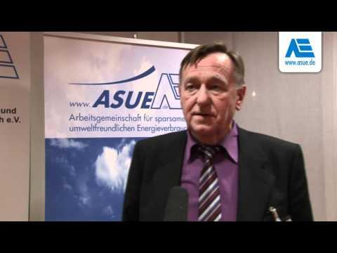 Interview Wolfgang Müller - ASUE-Effizienzdialog in Berlin