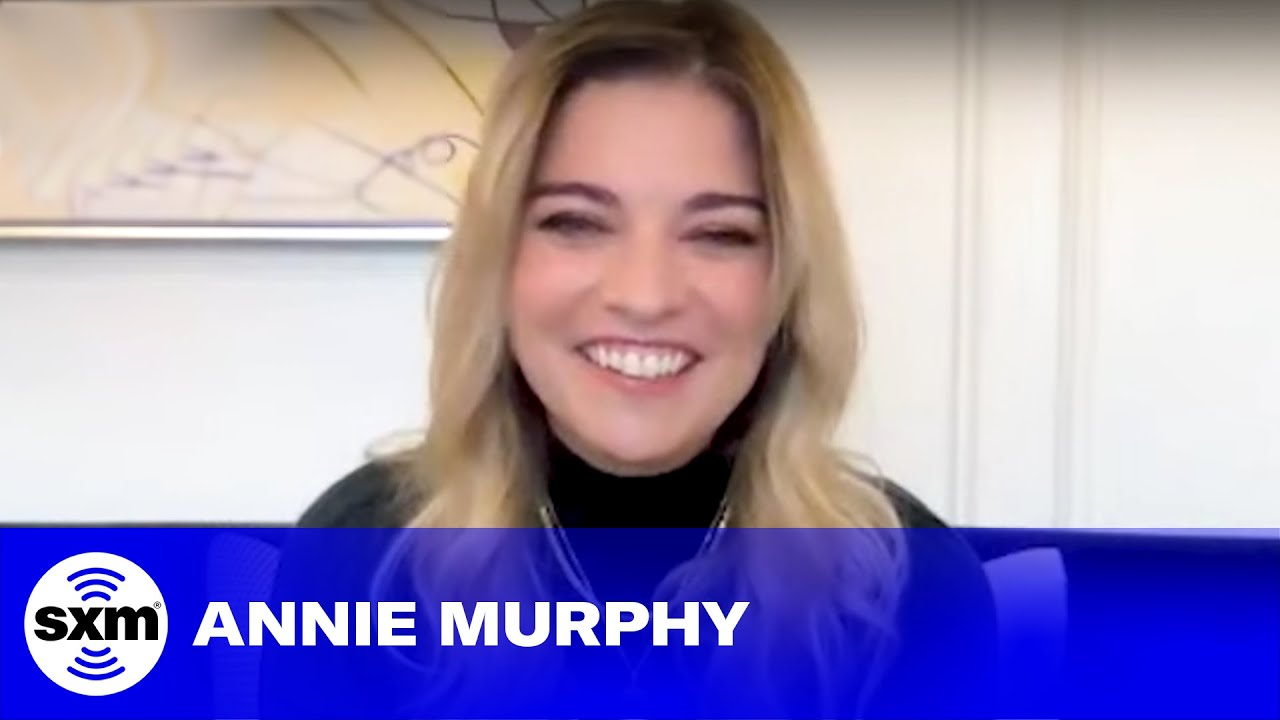 Annie Murphy Shares What She Binge-Watched in Quarantine #Shorts