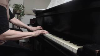 (HD) Beethoven Bagatelle in G minor,  Op. 119, No. 1