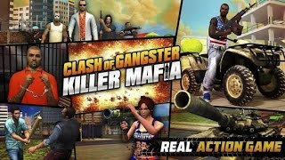 Clash of Gangster Killer Mafia / Android Gameplay HD