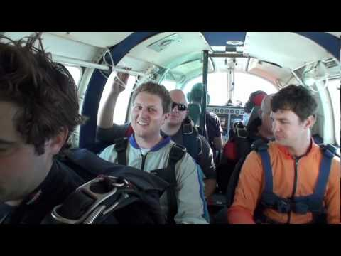 Bryan's Skydiving Adventure ft. Brandon Speese