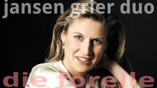 Wigmore Hall Schubert Lieder Die Forelle D550 Dorothee Jansen F. Grier