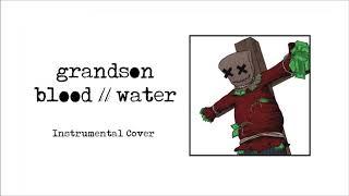 grandson - Blood // Water | (Ghost Eyes instrumental cover)