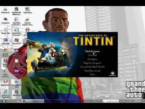 How To Download And Install The Adventures Of Tintin Secret Of The Unicorn-FLT 100% Free