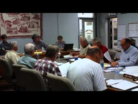 Democrats on the Mercer County Board Want to Hire More Jail Employees Part 1