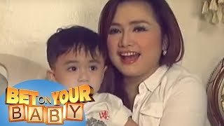 Bet On Your Baby: Angelica Jones and Baby Angelo on Bet On Your Baby YouTube Videos