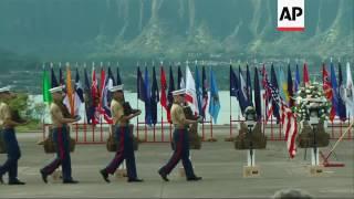 Marines Honor 12 Killed in Hawaii Chopper Crash