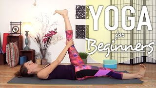 Full Body Yoga Workout - 30 Minute Stretches for Flexibility