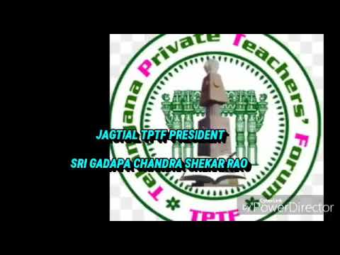 TPTF Jagtial District committee song