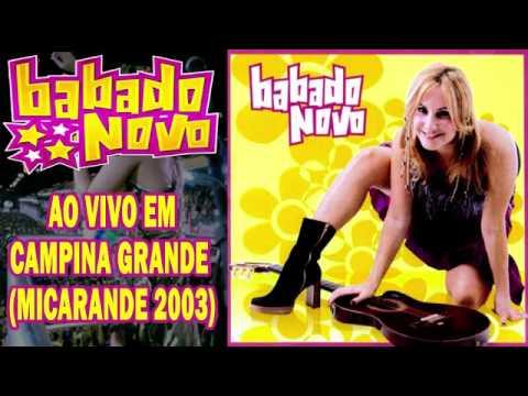 cd babado novo 2003