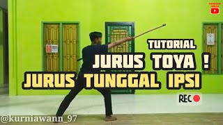 Video Tutorial Jurus Baku Ipsi Gerakan Toya atau Tongkat | Bo Staff | - 3 download MP3, 3GP, MP4, WEBM, AVI, FLV Oktober 2019