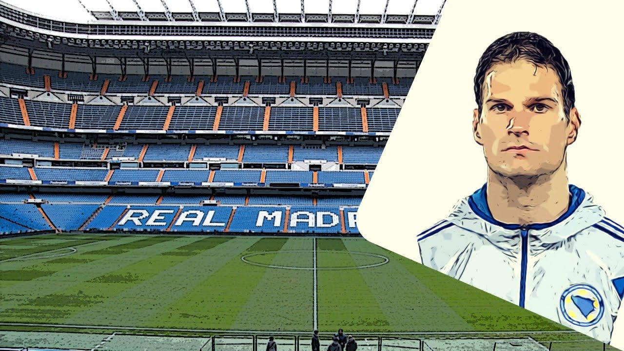 Real Madrid want to sign Stoke City goalkeeper Asmir Begovic