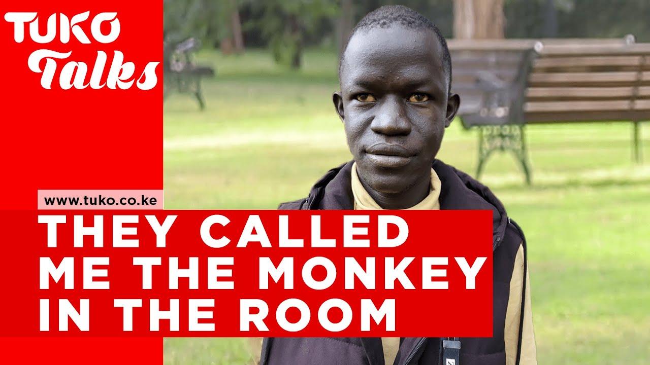 My teacher made me hate myself, said I belonged in the zoo -Daniel Okwiri  | Tuko Talks | Tuko TV