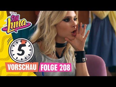 5 Minuten Vorschau - SOY LUNA Folge 208  Disney Channel