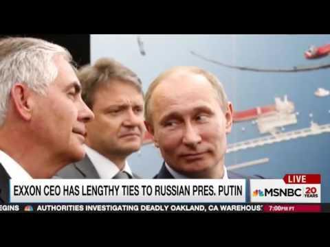 $500 billion opportunity for Exxon & Russia