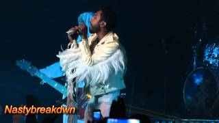 Miguel - The Thrill & Simple Things (Wildheart Tour Minneapolis 8-15-15)