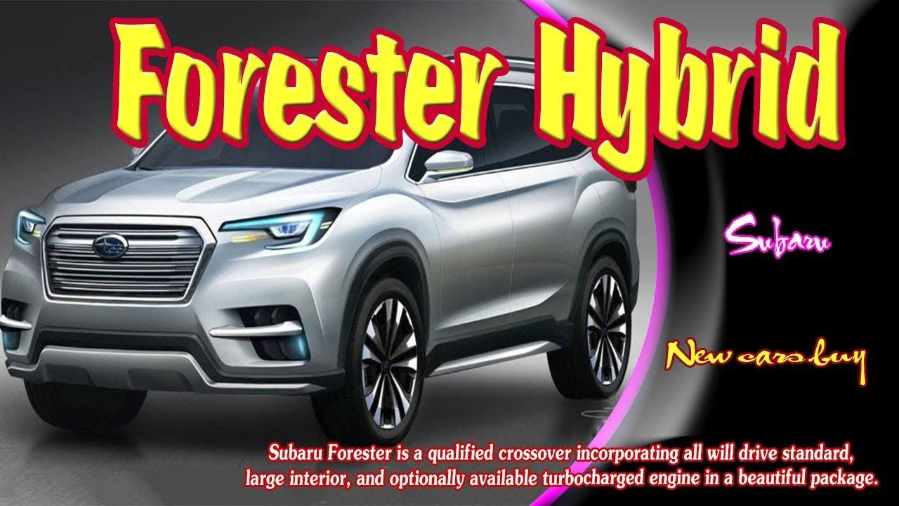 Newcars 2019subaruforesterhybrid Subaruforesterhybrid