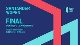Final - Santander WOpen 2019 - World Padel Tour