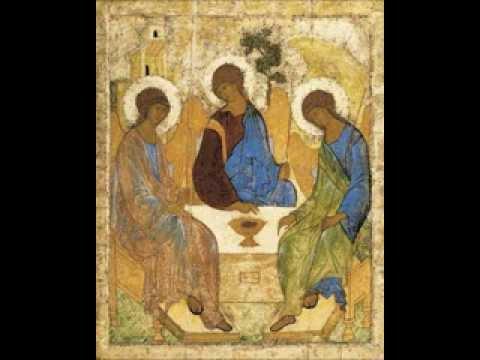 Святая Троица.Троицу Единосущную песнословим