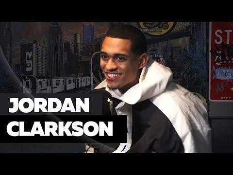 Jordan Clarkson On Playing w/ Lonzo Ball, Dealing w/ LaVar & Lakers Future