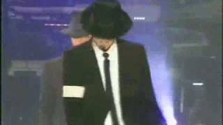 Michael Jackson Best of Dangerous Live
