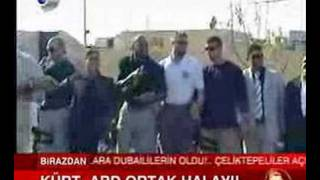 American Kurdish Wedding  Dance - US Army Dancing Kurdistan