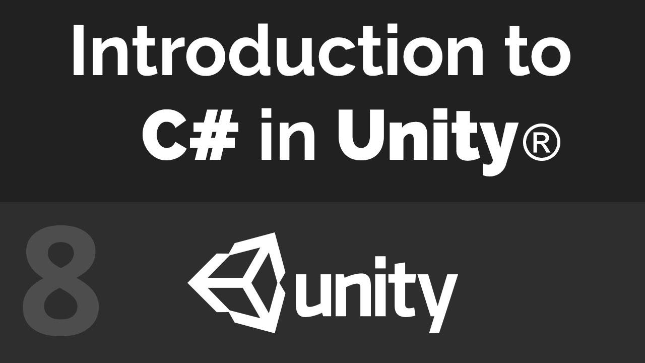 Unity C# Beginner Tutorial - Switch Statement and Enum (Part 08)