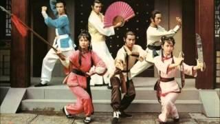 英雄出少年 (The Young Heroes of Shaolin 1981) theme song-英雄出少年 cover (with rough English translation)