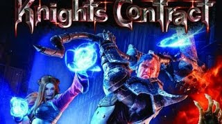 CGRundertow KNIGHTS CONTRACT for Xbox 360 Video Game Review