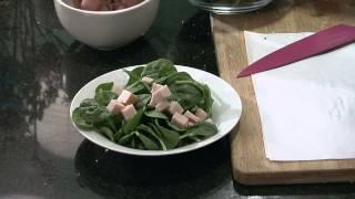 Citrus Teriyaki Chicken Salad : Chicken Salad Recipes