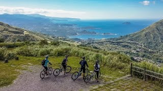 Jiufen Mountain Biking