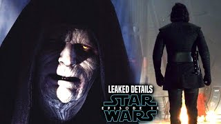 Star Wars Episode 9 Emperor Palpatine's Big Plan! Potential Spoilers & More