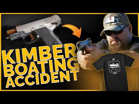 """What Would A """"Boating Accident"""" REALLY Do To Your Guns?"""