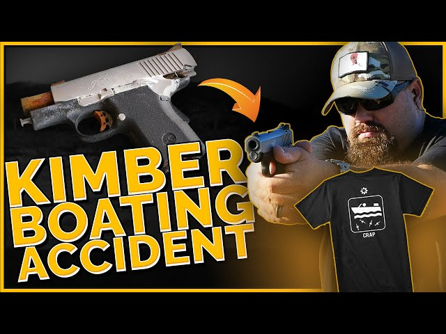 What Would A Boating Accident REALLY Do To Your Guns?