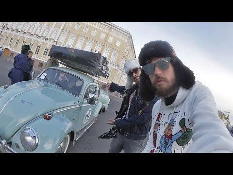 En esta ciudad de Rusia NUNCA ES DE NOCHE!