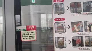 [19년 07월 13일] 평내호평역 열차영상