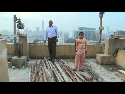 Egypt's 'terrace society' flourishes on Cairo rooftops