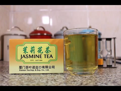 Tea Review Of Jasmine Tea From China