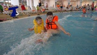 аквапарк - Аквамир с самой крутой детской зоной. Супер веселье