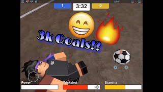 [Roblox] Kick Off | #15 (3,000 GOALS!!!)
