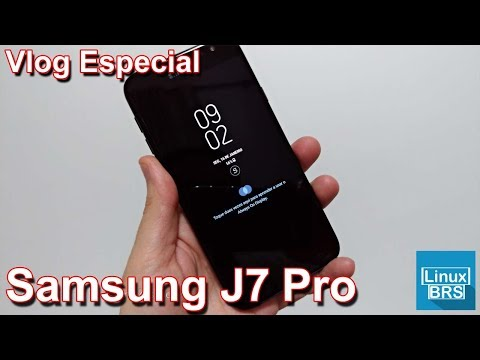 Samsung Galaxy J7 Pro - Vlog Especial