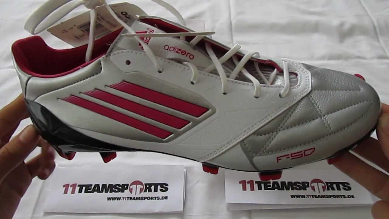online retailer 080c3 af541 ... aliexpress adidas adizero f50 leather fg women pink unboxing  11teamsports.de c80a7 ef1e5