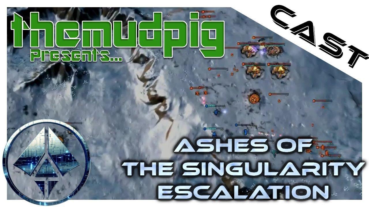 Download [AotSE] Chronopolize (PHC) v BradleyATG (PHC) - Ashes of the Singularity Escalation Cast