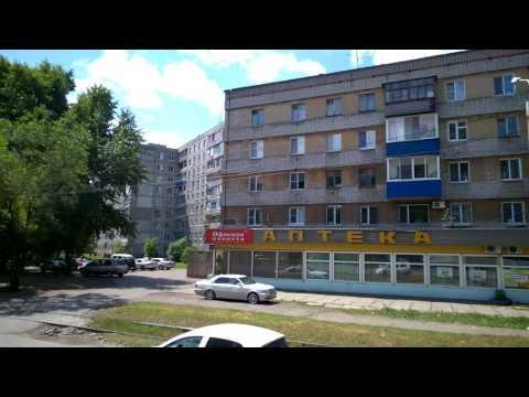 Трамвай Комсомольска-на-Амуре. Маршрут № 5. Часть 2 / Tram of Komsomolsk-on-Amur. Route 5. Part 2