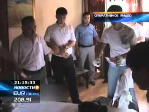 Чиновников задержали при получении взятки