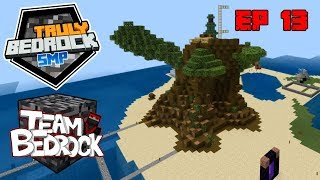 TreeHouse Upgrade EP 13 Minecraft 1.10 Update Truly Bedrock