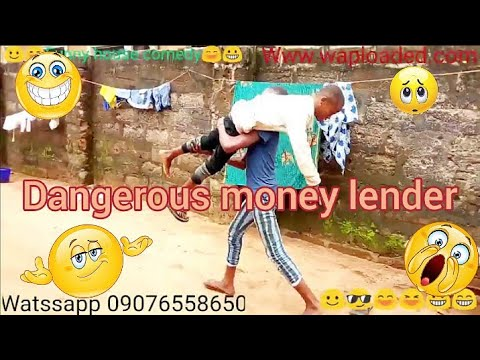 Download The dangerous money lender😋😭 [funny house comedy] [Nigerian comedy]