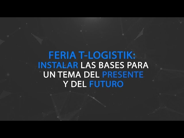T-logistik Cápsula 2 - Iquique TV 2019