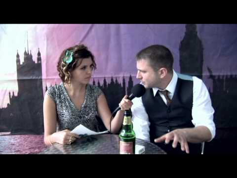 Backstage interview with Plan B at the Wireless Fest 2010
